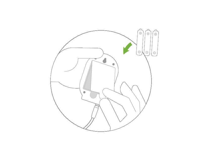2. installaiton transmitter